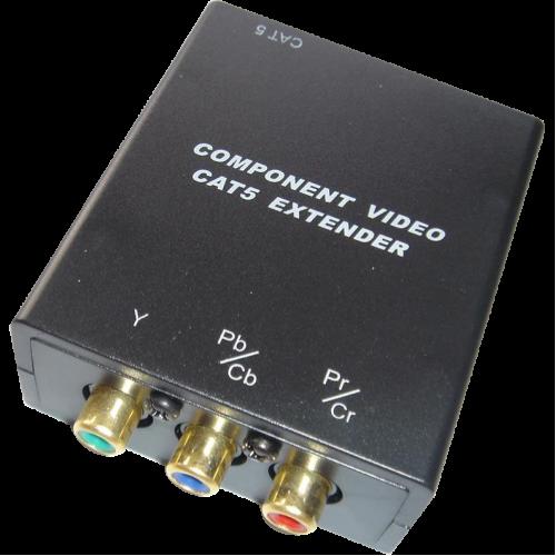 Component Video Cat6 Balun
