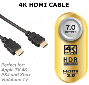 4K Hdmi Cable 7m